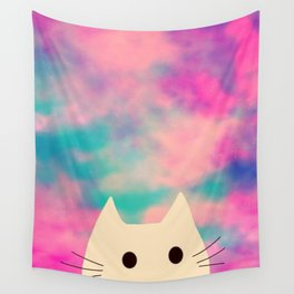 cat 138 Wall Tapestry
