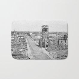 Charleston, S.C. 1865 Bath Mat