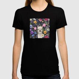 Wildflower Alpaca T-shirt