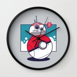 PB-8 Wall Clock