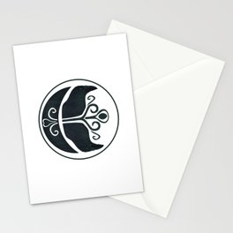 Odin's Ravens (Memory and Thought) Stationery Cards