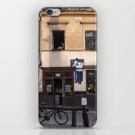 Užupis iPhone Skin