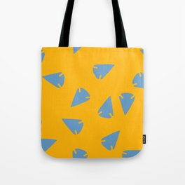 ARROWHEADS-GOLD Tote Bag