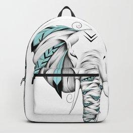 Poetic Elephant Backpack