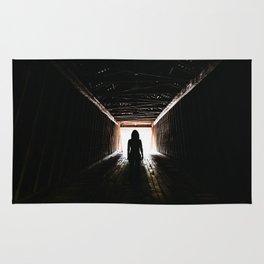 Through The Tunnel Rug