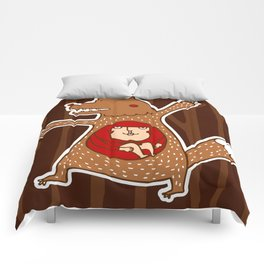 Little Red Riding Hood Comforters