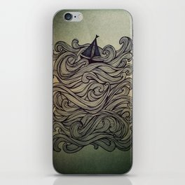 Sail iPhone Skin