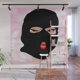 """Ghost Girl"" Wall Mural"