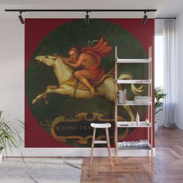 "Hans Holbein the Younger ""An Allegory of Passion"" Wall Mural"