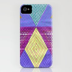 Isometric Harlequin #9 iPhone (4, 4s) Slim Case