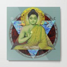 buddhadharma Metal Print