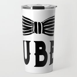 Hubby Matching Married Travel Mug