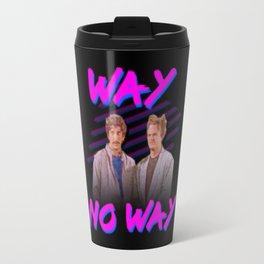 Way No Way (best boys band of 80s) Travel Mug