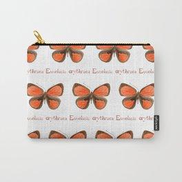 Butterfly - Euselasia erythraea Carry-All Pouch