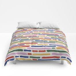 Seamless Summer Pattern Comforters