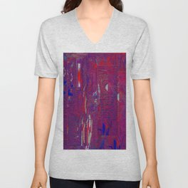 Dreams of Persia with Rumi Unisex V-Neck