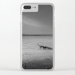 ISLAND STORIES XII Clear iPhone Case