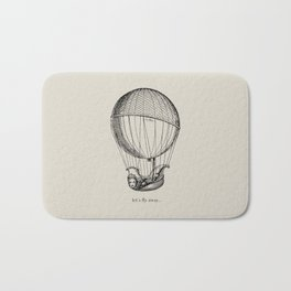 Fly Away Bath Mat