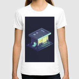 Pixelart Convenience Store T-shirt