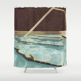 To Summer Shower Curtain
