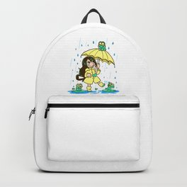 Best Frog Girl - Boku no hero Backpack