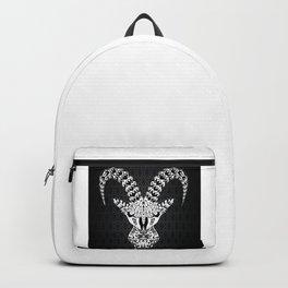 black goat ecopop Backpack