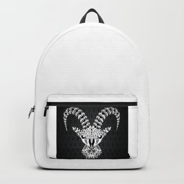 black goat ecopop Backpack