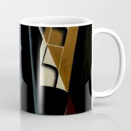 "Juan Gris ""Nature Morte sur une Chaise ( Still Life on a Chair)"" Coffee Mug"