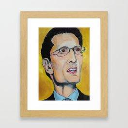 Taliban Republican: Eric Cantor Framed Art Print