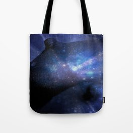 Galaxy Breasts / Galaxy Boobs 2 Tote Bag