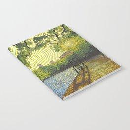 Barton Springs Notebook