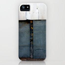 Steel Doors iPhone Case