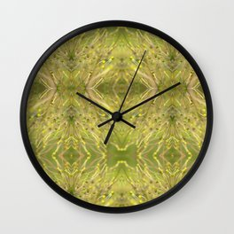 dancing in the sunlight Wall Clock