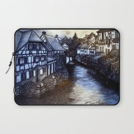 Irish Village Laptop Sleeve
