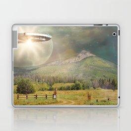 Space Mountain Laptop & iPad Skin