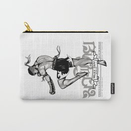 Muay Thai Born to Fight Carry-All Pouch