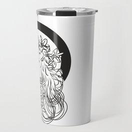Mucha's Inspiration Travel Mug