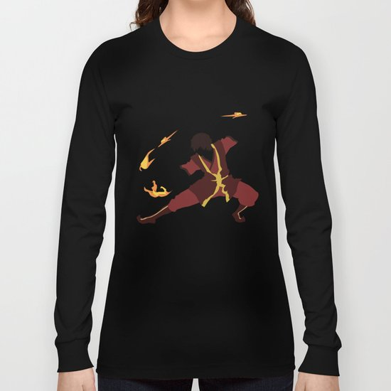 Zuko Long Sleeve T-shirt
