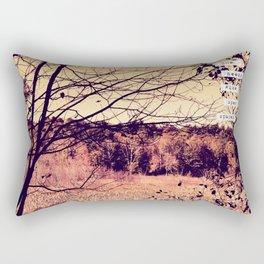 Wide Open Spaces II Rectangular Pillow