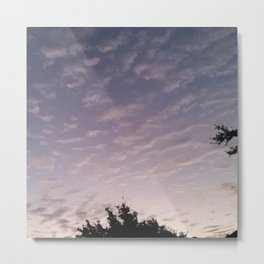 Texas Hill Country Sky - Sunrise 1 Metal Print