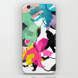 lily 1 sq iPhone Skin