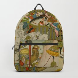 Historical India Backpack