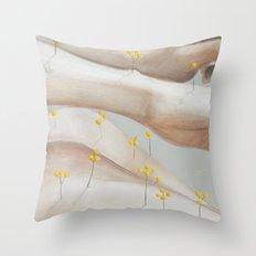 Spring Fever II Throw Pillow