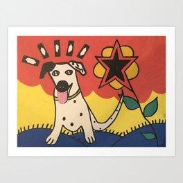 Foscoe Art Print