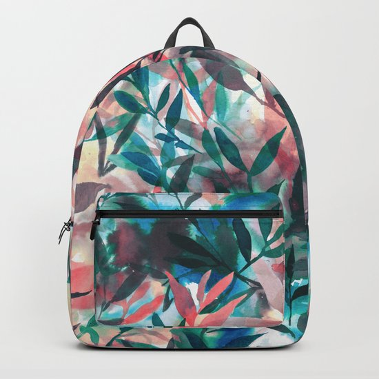 Changes Coral Backpack
