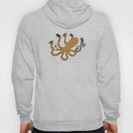 Busy Octopus Hoody