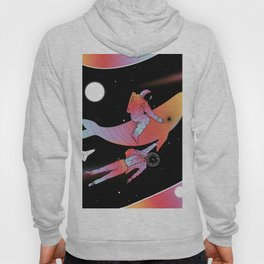 Coexistentiality 4 (A Journey Through Space and Time) Hoody