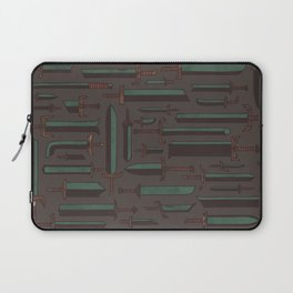 Bunch of Blades Laptop Sleeve