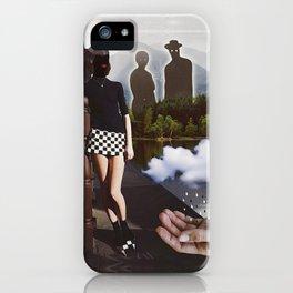 Hay Gurl iPhone Case