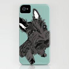 Scottie iPhone (4, 4s) Slim Case